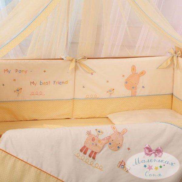 Сменный комплект постельного белья Пони